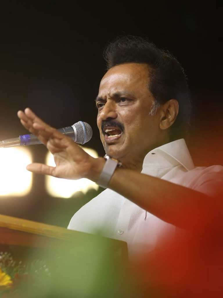 MK Stalin Lok Sabha Election 2019