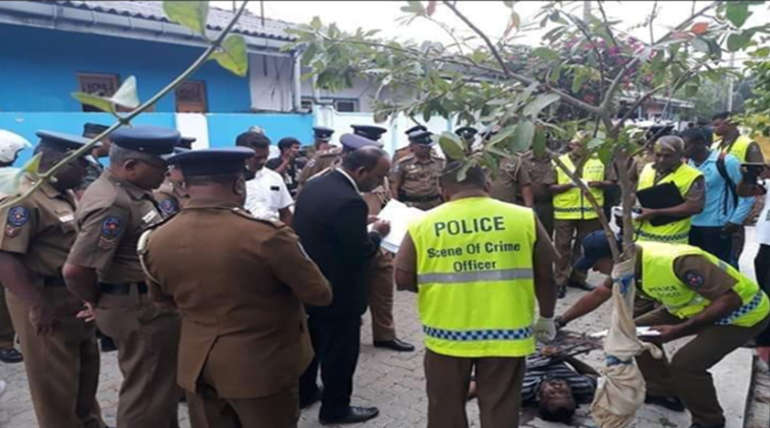 Repeated Bomb Blast in Sri Lanka Killed 15 People Including 4 Suicide Bombers
