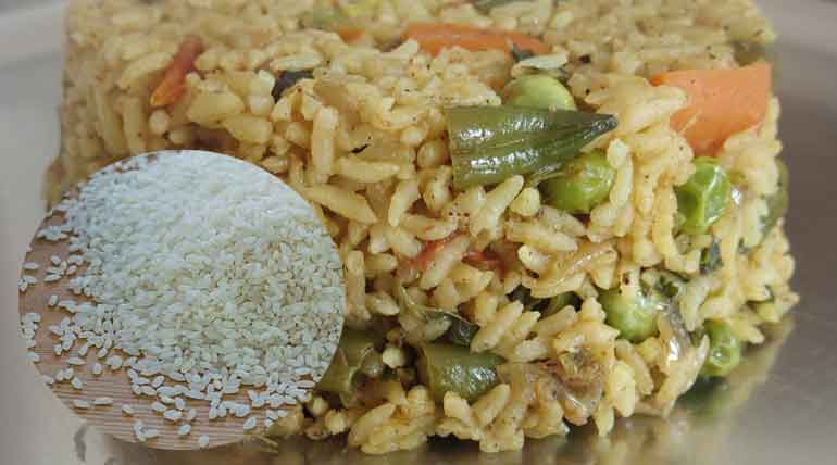 Seeraga Samba Rice Cooking Recipe