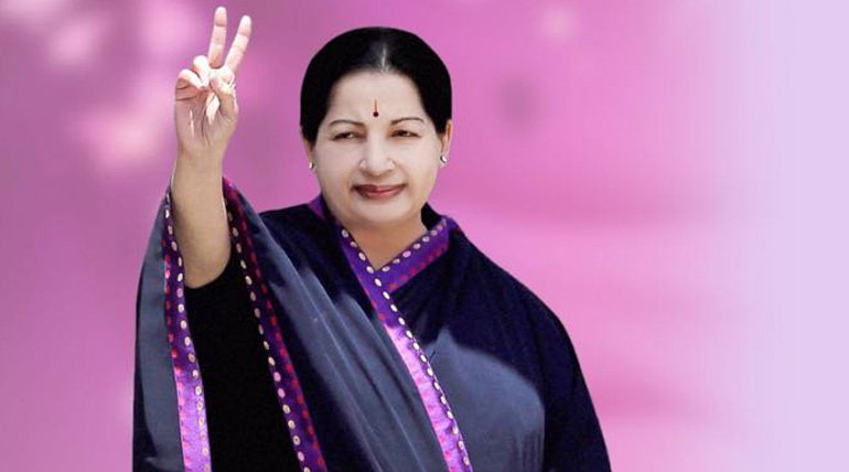 Jayalalitha Trip to Delhi BJP seeks Alliance with AIADMK. Image credit @AIADMKOfficial Twitter