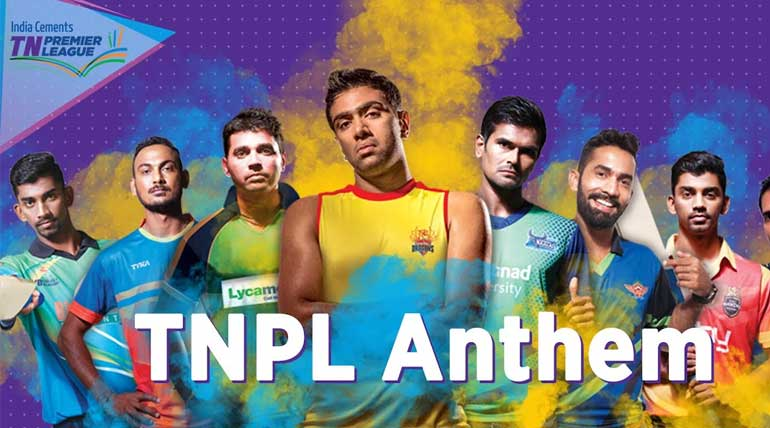 Tamil Nadu Premier League Starts from Today