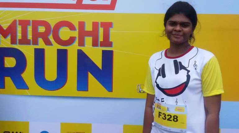 TN Cyclist Lakshmi Thangadurai Qualified For National Event. Image @thanga18 Twitter