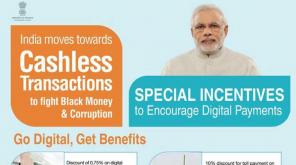 Go Digital Get Benefits Narendra Modi