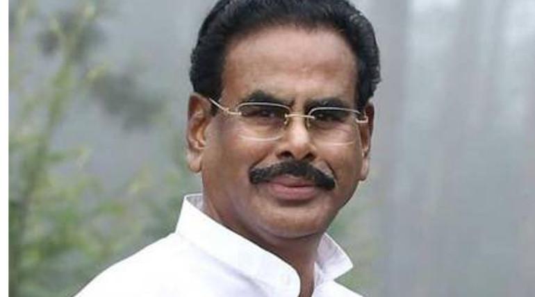 V K Sasikala Husband Natrajan Passed Away Last Night