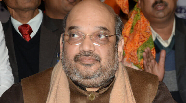 Amit Shah To Visit Lingayat Mutts In Karnataka