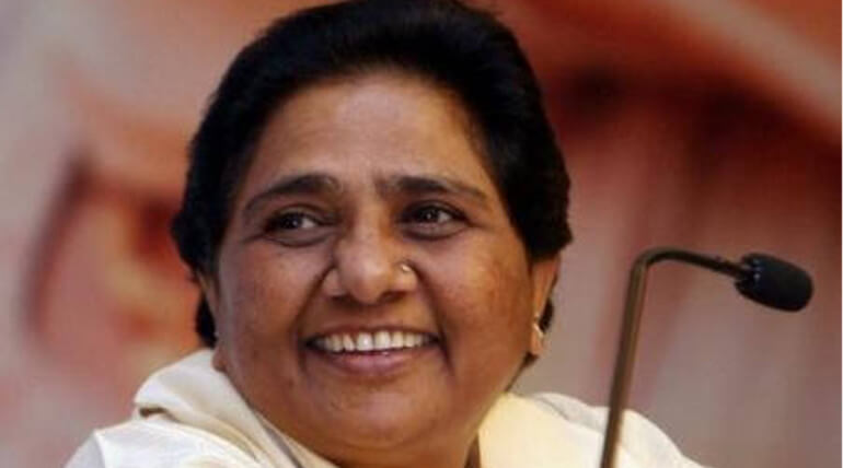 Mayawati Slamming BJP Victory In Rajya Sabha Election