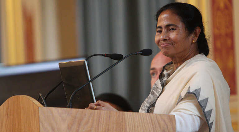 Mamata Slams BJP As They Are Making A Fake Federalism
