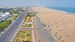 Marina Beach To Be Renovated Soon