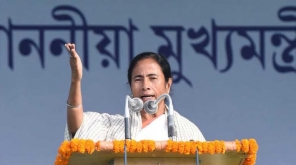 Mamata Calls For One To One Contest In Every State. Image Credit:Twitter@MamataOfficial