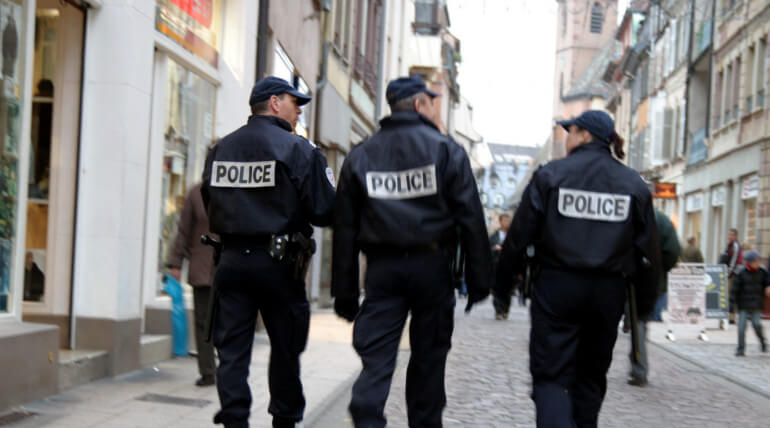 Gunman Took Hostages After Shooting Down A Police Officer In France. Image Credit: Roma/Wikimedia Common