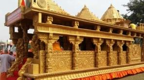 Rama Raj reached Tamil Nadu with 144 for three days