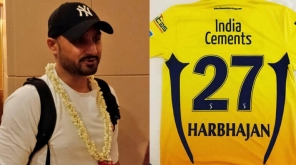 Harbhajan Excited To Make Blasts With CSK In IPL 2018