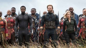 Avengers infinity war trailer story line