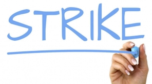 Kerala Stood Against Central With One Day Strike. Image representation for Striek. Image credit: Nick Youngson/Alpha Stock Images