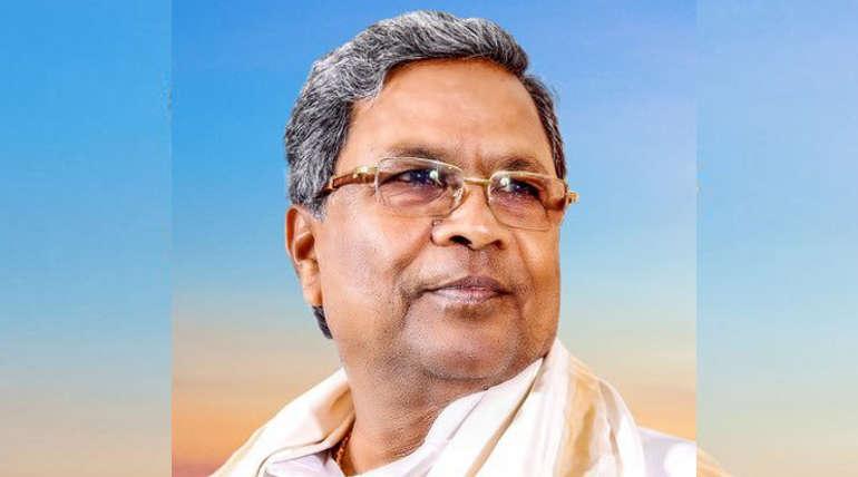 Karnataka CM Siddaramaiah Asks PM Modi Not To Buckle To TamilNadu Protests.Image Credit: Siddaramaiah Twitter