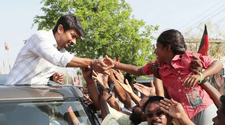 Udhayanidhi Stalin Challenged EPS to Prove the Influence