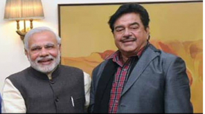 Satrughan Sinha Tweeted about PM Modi