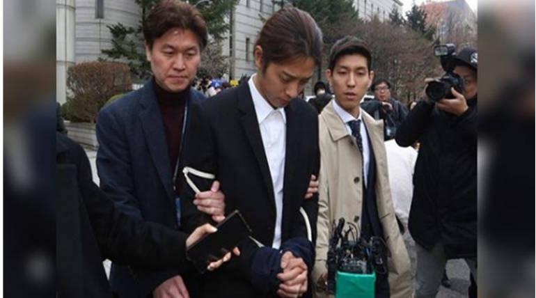 K-Pop Star Jung Joon-Young Arrested