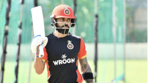 Virat Kohli Slams Umpires after No-Ball Controversy , Image - Virat Kohli Twitter