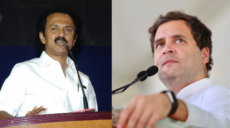 DMK Congress Alliance Courtesy Wikipedia