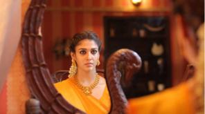 Nayanthara photo from Airaa Movie
