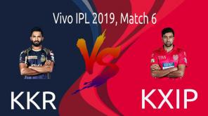 KKR vs KXIP Match Preview IPL 2019