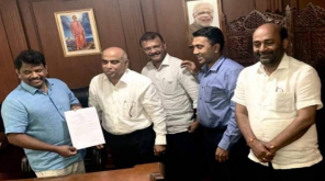 Goa MGP Party MLAs join BJP