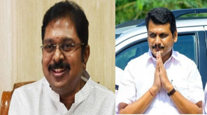 Dinakaran Announced Shakul Hammed for Aravakurichi