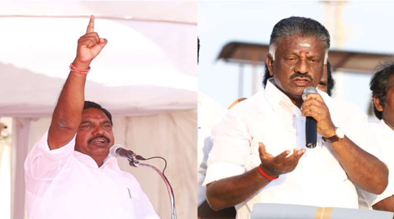 Thiruparankundram by election AIADMK Candidate Fight