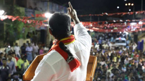 Seeman in his final day Campaign in Chennai