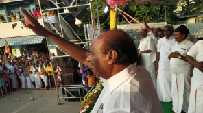 PMK Founder Ramadoss Campaign in Thiruvallur Areas