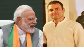 t Prime Minister Modi and Congress Leader Rahul Tamilnadu Campaign