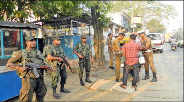 Bomb blast in Sri Lanka Again in Kalmunai