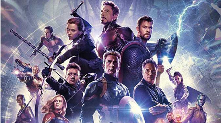 Avengers Endgame Karur Booking