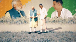 Prime Minister Narendra Modi Personal Interview with Actor Akshay Kumar