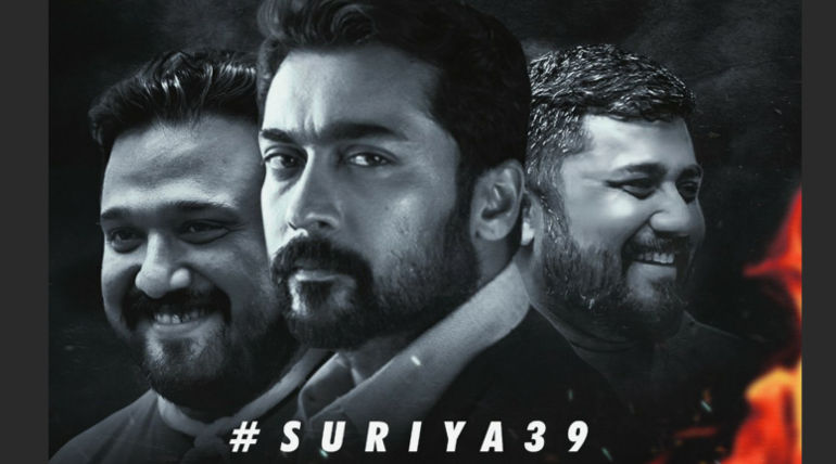 Suriya 39 Official Update