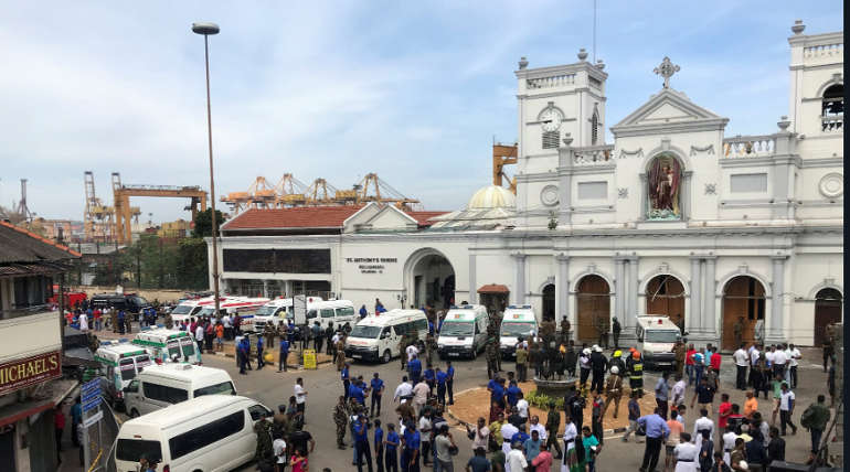 Sri Lanka Serial Blasts : Terrorist Names Announced