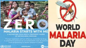 World Malaria Day UNO Organized camps