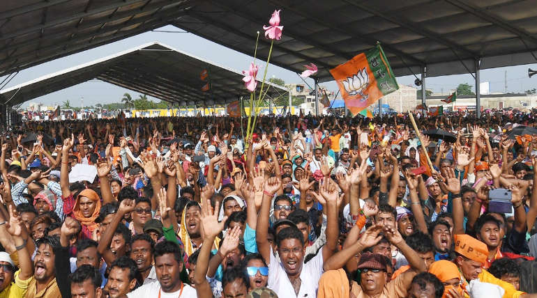BJP encounter distress phase in several states