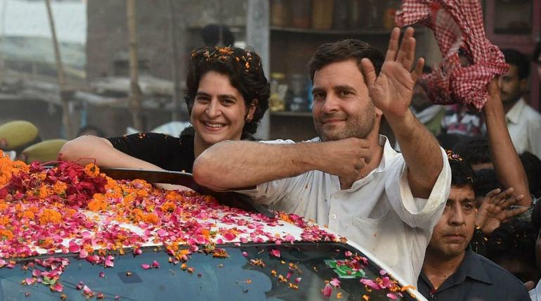 Priyanka Gandhi about Contesting in Varanas Against Modi