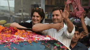 Priyanka Gandhi about Contesting in Varanas Against Modi