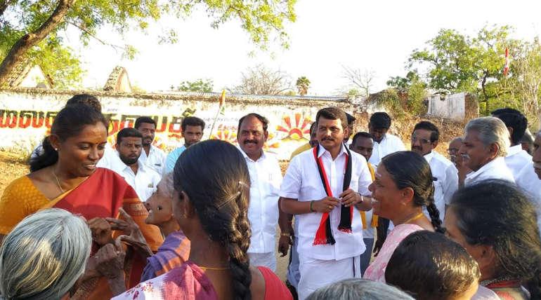 Senthil Balaji in Aravakurichi Constituency