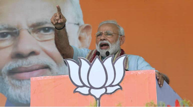 Narendra Modi Speech in West Bengal