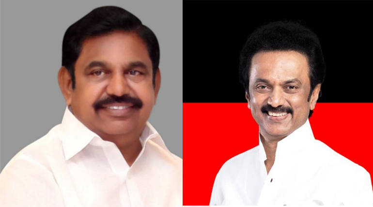 ADMK vs DMK in Election 2019 Constituencies