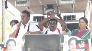 Minister Velumani Speech in Sulur Constituency