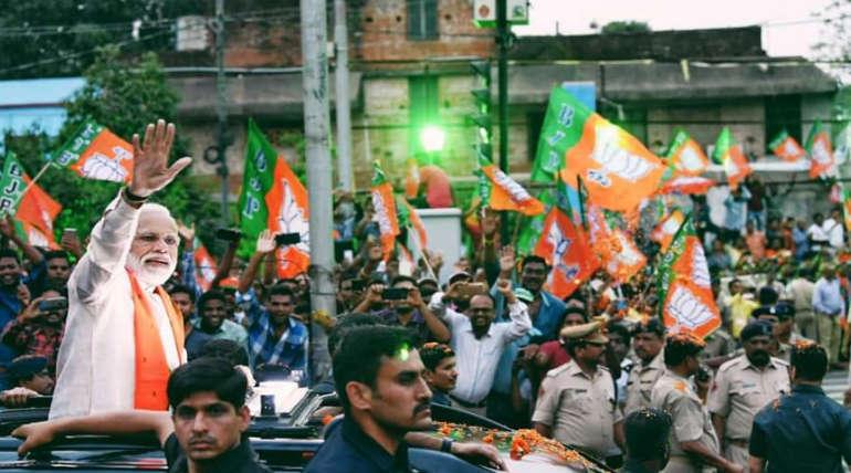 PM Modi Campaign in Pratapgarh Lok Sabha Constituency