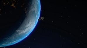 Chandrayaan- 2 Lunar Mission Image - ISRO