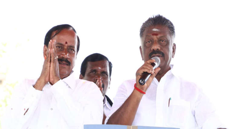 O Paneer Selvam Denies Allegations of Joining BJP