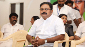 AMMK General Secretary TTV Dinakaran at Aravakuruchi Constituency