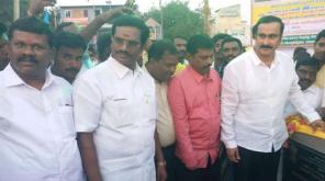Pattali Makkal Katchi Squad Mr.Anbumani Ramadoss